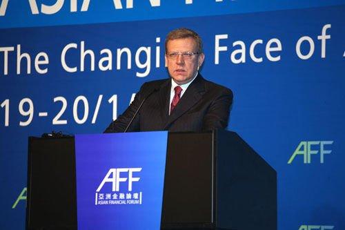 俄罗斯财长:全球经济可能遭受第二次危机