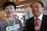 专访中国进出口银行行长李若谷
