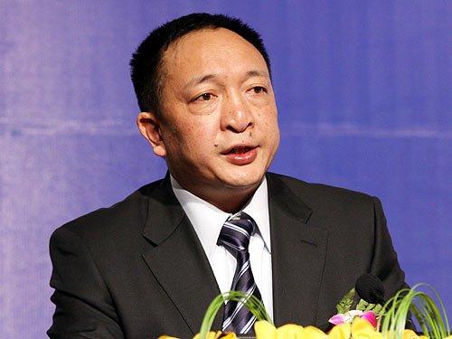 国金证券股份公司董事长冉云致辞