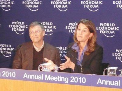盖茨对话腾讯:将投3300万美金缓解中国结核病