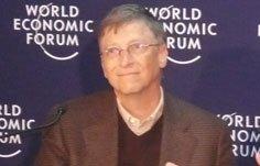 微软创始人 比尔.盖茨