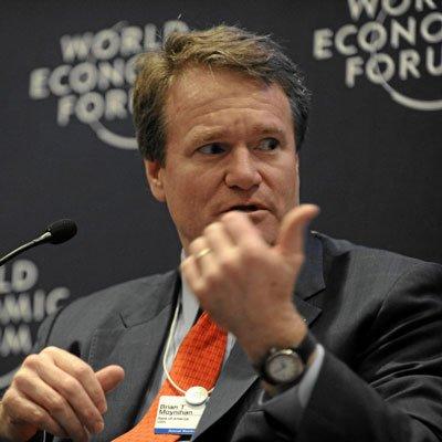 美国银行CEO莫伊尼汉:美国银行不会太大
