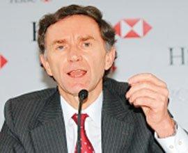 汇控主席谈金融监管:银行不是慈善机构