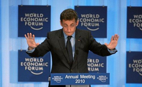 世界政要激辩达沃斯论坛