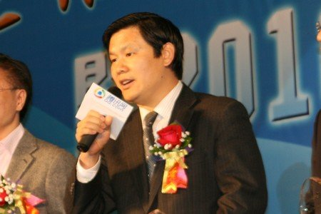图文:国泰君安(香港)执行总裁阎峰