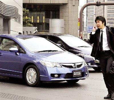 本田召回雅阁,思域等7款车