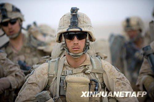 美军在阿富汗