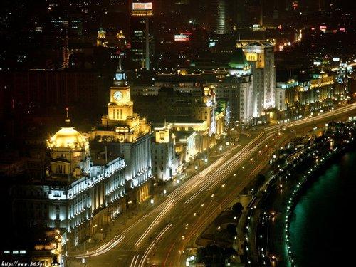 上海超纽约成仅次于伦敦的世界最具吸引力城市