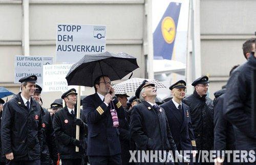 欧洲航空业陆续罢工将制约欧洲经济复苏