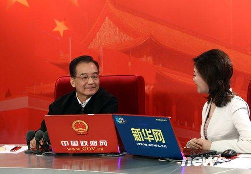 温家宝:今年是中国经济最复杂的一年