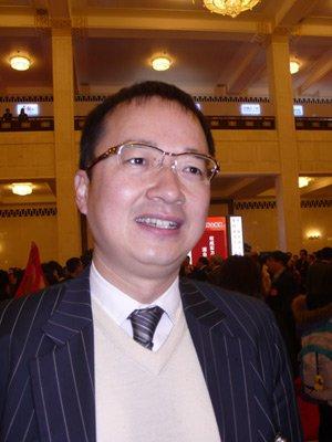 政协委员王征:将用20年打造亚洲CNN