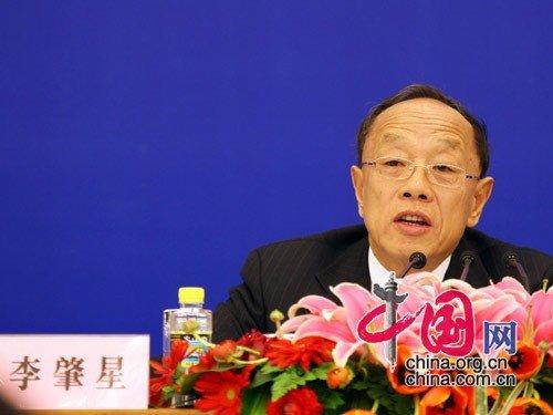 李肇星:去年国家调控房地产业政策取得积极成效