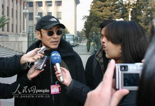 陈道明委员:我曾经也是蚁族 1个月内搬三次家