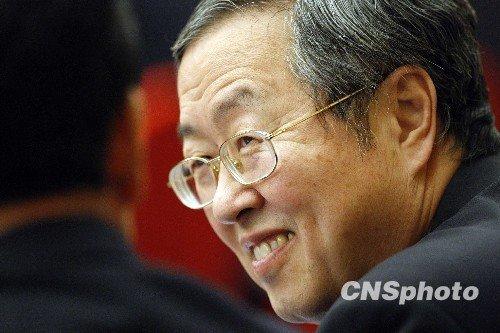 周小川出席全国政协经济组及农业组联组会