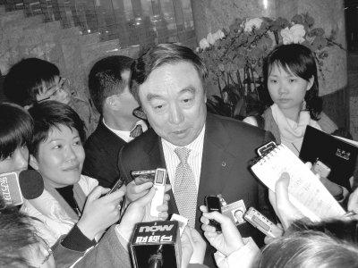 马蔚华:爱谈中小企业的银行家