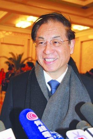 """刘明康:银行资本充足率最低要求是""""动态的"""""""