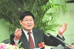 朱从玖:希望金融机构有序补充资本