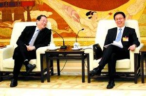"""上海市长驳""""世博会花费4000亿"""""""