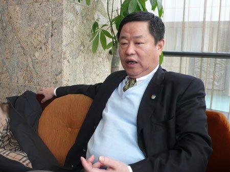 """宁高宁否认中粮收购福记食品 称""""不可能"""""""