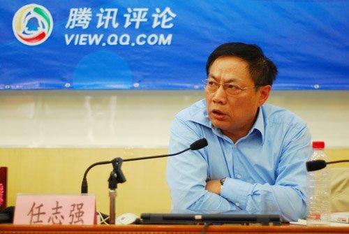 华远总裁任志强做客腾讯谈房地产现状和前景