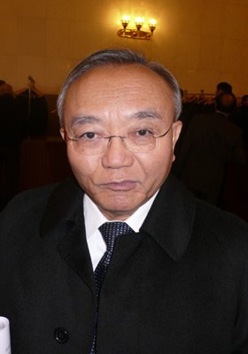 """刘兆佳委员:香港特区应参与""""十二·五""""规划"""