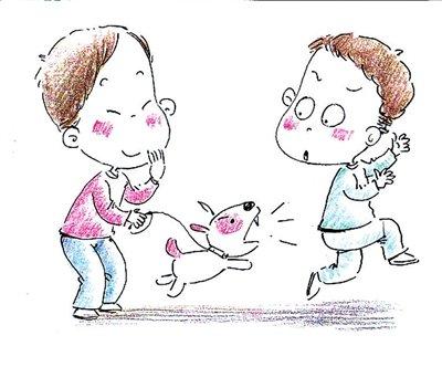 """【行思漫记】""""狗东西,招打!"""" - 沂山弥水 - 好大一个道"""