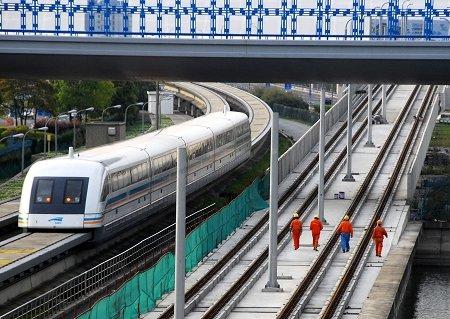 沪杭磁悬浮立项获批 总长199.4公里