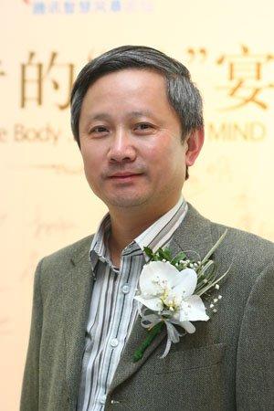图文:三星常务董事周晓阳