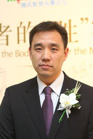 图文:金光集团总裁李东