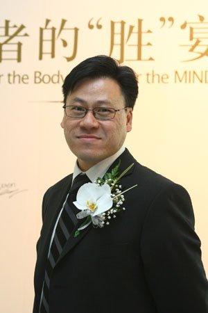 图文:突破传播CEO郑香霖