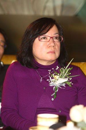 图文:安吉斯CEO李桂芬