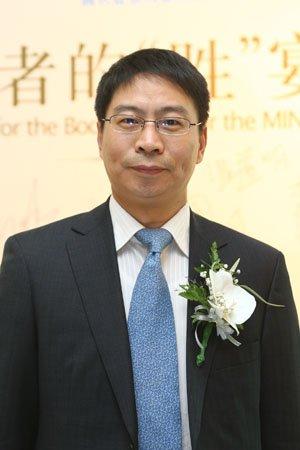 图文:好耶广告网络CEO朱海龙