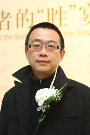 图文:森马品牌副总徐伟军