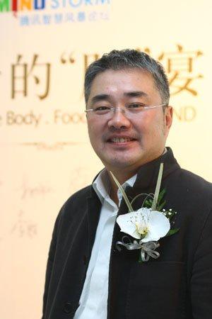 图文:VISA中国区前总裁李胜