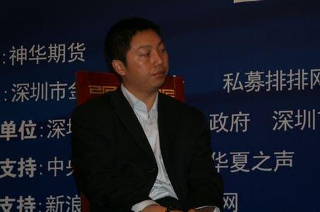 图文:上海简适投资管理事务所总经理杨典