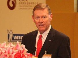 福特汽车公司总裁、首席执行官艾伦・穆拉利