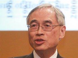 香港中文大学校长刘遵义