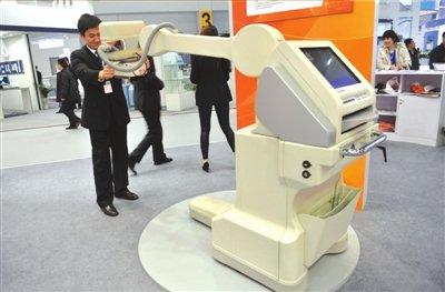 医疗仪器设备展览会闭幕图片