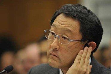 丰田章男召开发布会 正式向中国消费者道歉