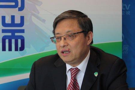 图文:新任博鳌论坛秘书长周文重接受专访