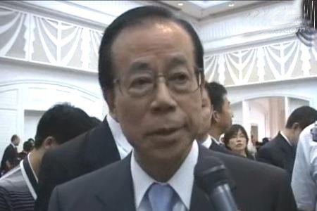 视频:新一届博鳌论坛理事长福田康夫接受专访