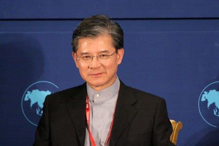 图文 香港瑞安集团主席罗康瑞