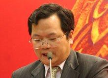 中国银行业协会副秘书长 郭三野
