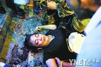 泰国曼谷发生5起爆炸
