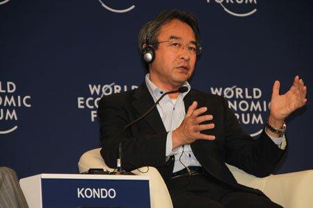 图文:日本环境省国家环境局局长Shoichi Kondo