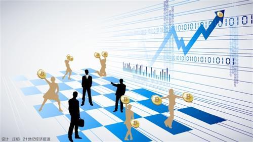 疯狂比特币投资者群像:程序化团队和大妈共舞