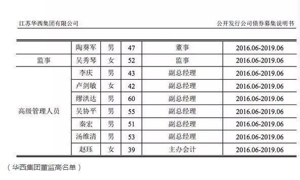 华西村旗下华西集团家底:总资产542亿 负债389亿