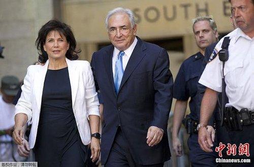 美法院撤销对前IMF总裁卡恩的所有性侵犯指控