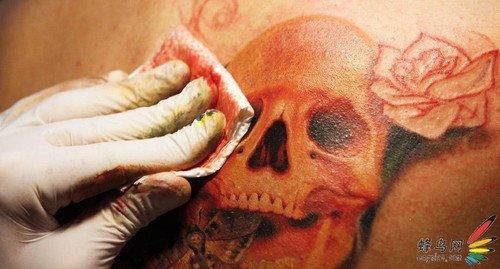 当纹身成为艺术——各国纹身大会精彩作品