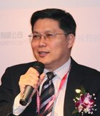友成企业家扶贫基金会常务副理事长汤敏